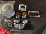 Harley-davidson Touring Parts Accessories Used. Everything You See Is Included