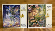 2-josephine Wall Buffalo Games Glitter Edition 1000 Pc Puzzle With Poster