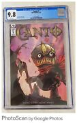 Canto 1 Cgc 9.8 Idw Press-1st Print-2019-optioned Animated Movie By Will Smith
