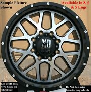 Wheels Rims 18 Inch For 2011 2012 2013 2014 2015 2016 2017 2018 Journey -2868
