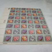 United States Mineral Heritage 0.10 Stamp