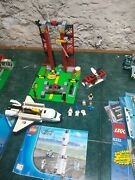 Lego - City Space Shuttle Space Center 3367 3368 Inomplete