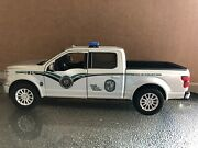 Florida Fish And Wildlife Police 1/24 Scale Ford F150 Diecast Model Nonlighted