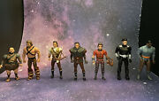 Robin Hood Of Thieves Action Figures Lot