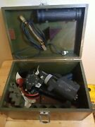 Bausch And Lomb A8-a Aircraft Bubble Sextant Air Wwii Aaf Vintage Military