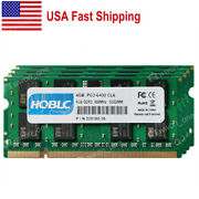 Us 16gb 4x4gb Pc2-6400 Ddr2-800mhz Sodimm Laptop Memory For Sony Vaio Vgn-nw320f