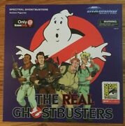 Sdcc 2019 Real Ghostbusters Action Figures Spectral Box Set Exclusive New
