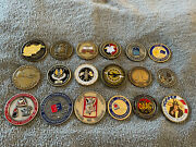 18 Us Military Challenge Coins Ninth Infantry Manchu Numbered For Excellence