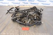2018 Nissan Gt-r R35 Premium Vr38 3.8l Oem Engine And Charge Wire Harness 1308