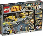 Lego Star Wars 75092 Blast The Droids With The Super-sleek Naboo Starfighter