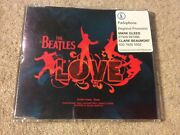 The Beatles Love Interview Disc Radio Promo Cd With Promo Stickers