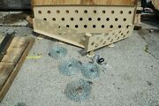 Bulkhead And Storage Rack Assmy Kit 22.t Trailer M871a3 2540-01-515-3877