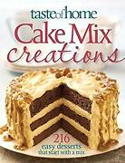 Cake Mix Creations 216 Easy Desserts That Start With A Mix Pape