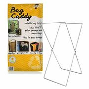 Bag Caddy - Portable Bag Stand For 33 To 39 Gallon Trash Bags Style 52h8 2018...