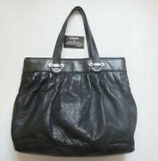 Bag The Real Thing Vintage Silver Fittings Big Shoulder Secondhand Yo