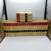 Vintage Funk And Wagnalls Standard Reference Encyclopedia Set Volumes 1-25 Great