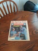 July 15,1985-the Sporting News-bill Caudill And Gary Lavelle Of The Blue Jaysm