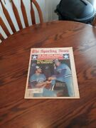 July 15,1985-the Sporting News-bill Caudill And Gary Lavelle Of The Blue Jaysnm