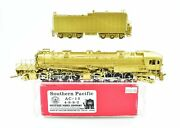 Ho Brass Westside Model Co. Sp Southern Pacific Class Ac-12 4-8-8-2 Cab Forward