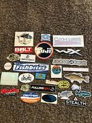 28 Fly Fish Fishing Stickers Blackfin Rods Scotty Aftco Fish Angler Cheeky Bass