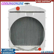 For Case Ih Models B275 Gas And Diesel Tractor Radiator B414 276 434 3041405r91