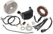 Cycle Electric Cycle Electric Alternator Kit Dyna 99-03 3 Phase 50 Amp Ce-74t