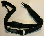 Smith And Wesson Mandp Single Point Sling Black Nylon New Free Shipping