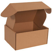 12 1/8 X 9 1/4 X 6 Kraft Deluxe Literature Mailers Ect-32b - 500 Pieces