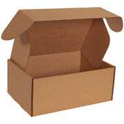 12 1/8 X 9 1/4 X 5 Kraft Deluxe Literature Mailers Ect-32b - 500 Pieces