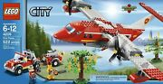 Lego City Series 4209 Fire Plane Keep The Forest Fire Under Control Age Range 6+