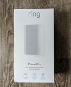 Ring Chime Pro And Wifi Extender Smart Home Indoor New Factory Sealed