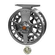 Waterworks Lamson Liquid Fly Reel Sealed Conical Drag System Large Arbor