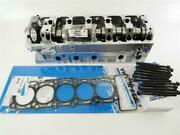 Cylinder Head Ready To Mount Pd 908812 + Zkd 3 Hole + Head Screws