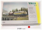 Trix 21526 Starter Set Freight Train With Br 216 New Original Packaging