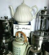 Tea Pots Ceramic Metal And Other Items - Click Select To View Individual Pots