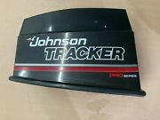 Johnson Evinrude 60-75hp Engine Cover Top Cowl Hood Assembly Tracker Pro