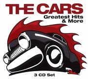 The Cars Greatest Hits And More 3 Cd Set New Rare And Hard To Find Rhino