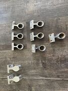Stainless Bow Rail Stanchions - Lot