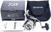 Daiwa Exist Lt 4000-cxh Spinning Reel Excellent