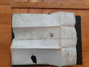 1835 Letter To Horatio Blair Detailing Slaveholdings In Jamaica George Orwell