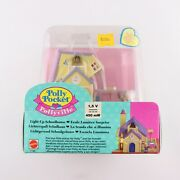 Polly Pocket 1993 Light Up School House Schoolhouse New In Box