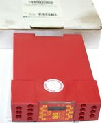 Sti Scientific Technologies Sr14a 24 Vdc Dual Channel Safety Relay 44510-0610