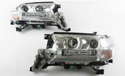 For Toyota Land Cruiser Lc200 16-20 Led Car Front Right Head Light Turn Lamp