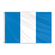 Global Flags Unlimited 203429 Guatemala Outdoor Nylon Flag 6'x10'