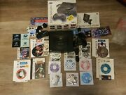 Sega Saturn Console Lot 12 Games Tested Working 2 Controllers Nights Sonic 5 Cib