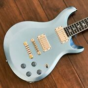 Prs S2 Mccarty 594 Thinline Frost Blue Metallic S2050988