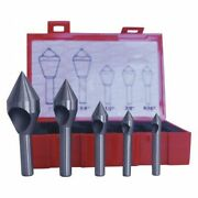 Cleveland C94592 Countersink/deburring Tool Set5 Pieces