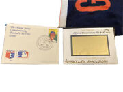 Stan Musial,extremelyrare Official Ssca-23k Gold Stamp/1989 Commemorative Stamp