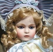 Antique Bru Jne Doll Patricia Loveless Reproduction Bethany 18 Limited Edition