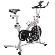 Us Store Exercise Bike Health Fitness Indoor Cycling Bicycle Cardio Workout Home